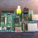 Raspberry Pi top