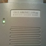 Cisco Aironet status lights